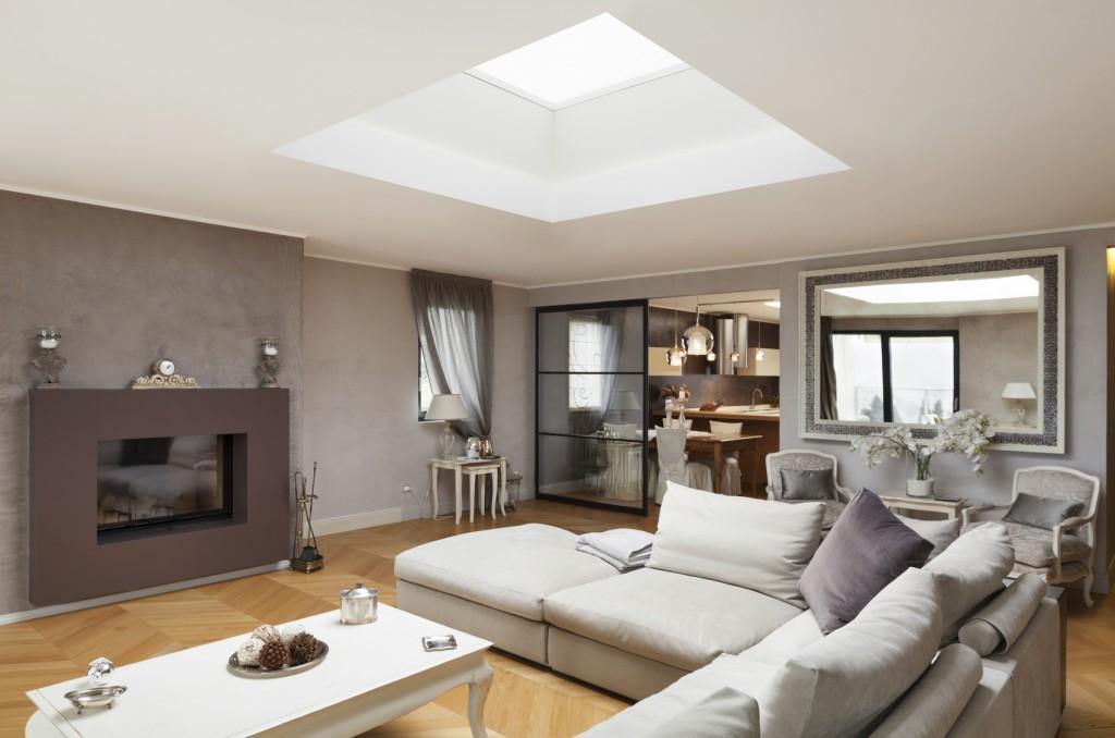 benefits of skylights