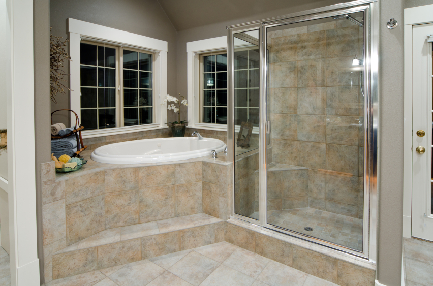 Is it Better to Have a Shower Door or Shower Curtains?