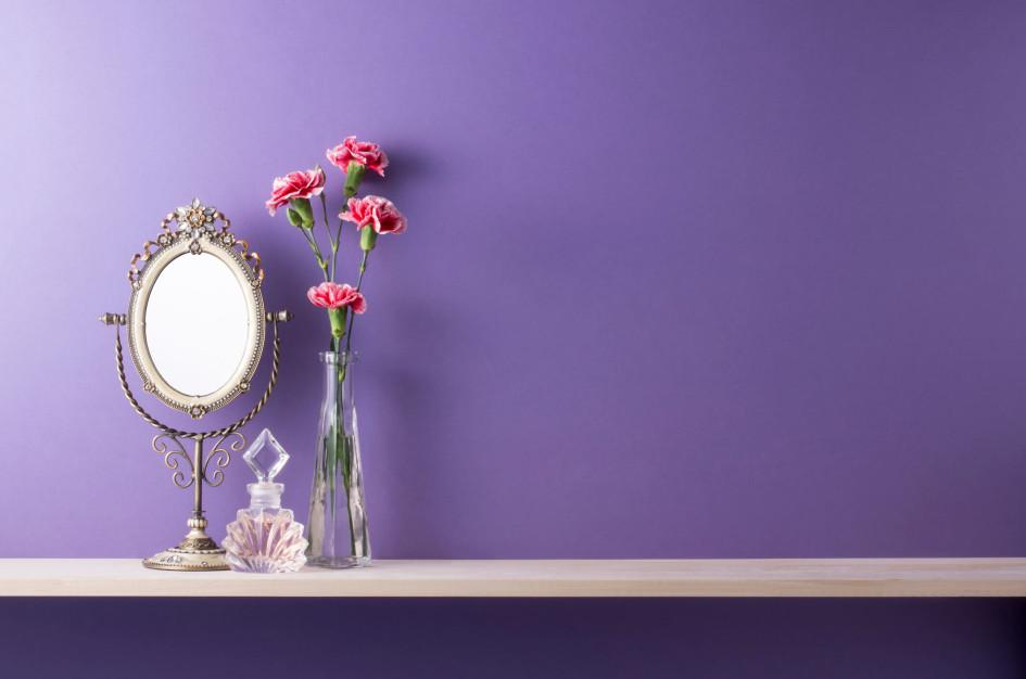 Purple Mirror - Action Glass - February 1, 2018