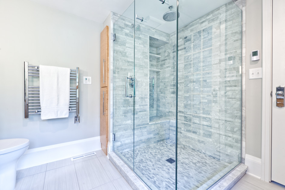 Why You Need a Custom Glass Shower Enclosure