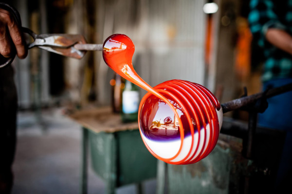 Blown Glass - Action Glass - January 30, 2018