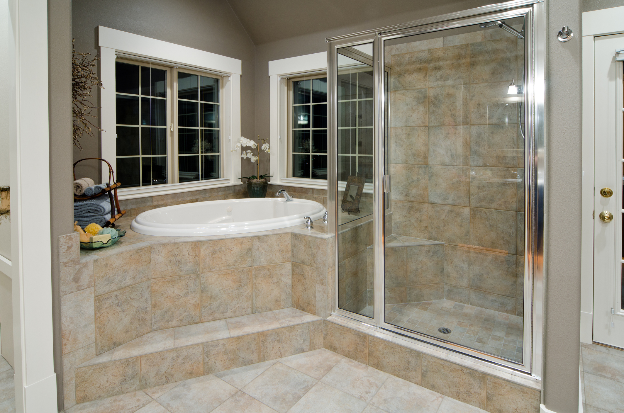 6 Types Of Shower Door And Glass Enclosures You Should Know